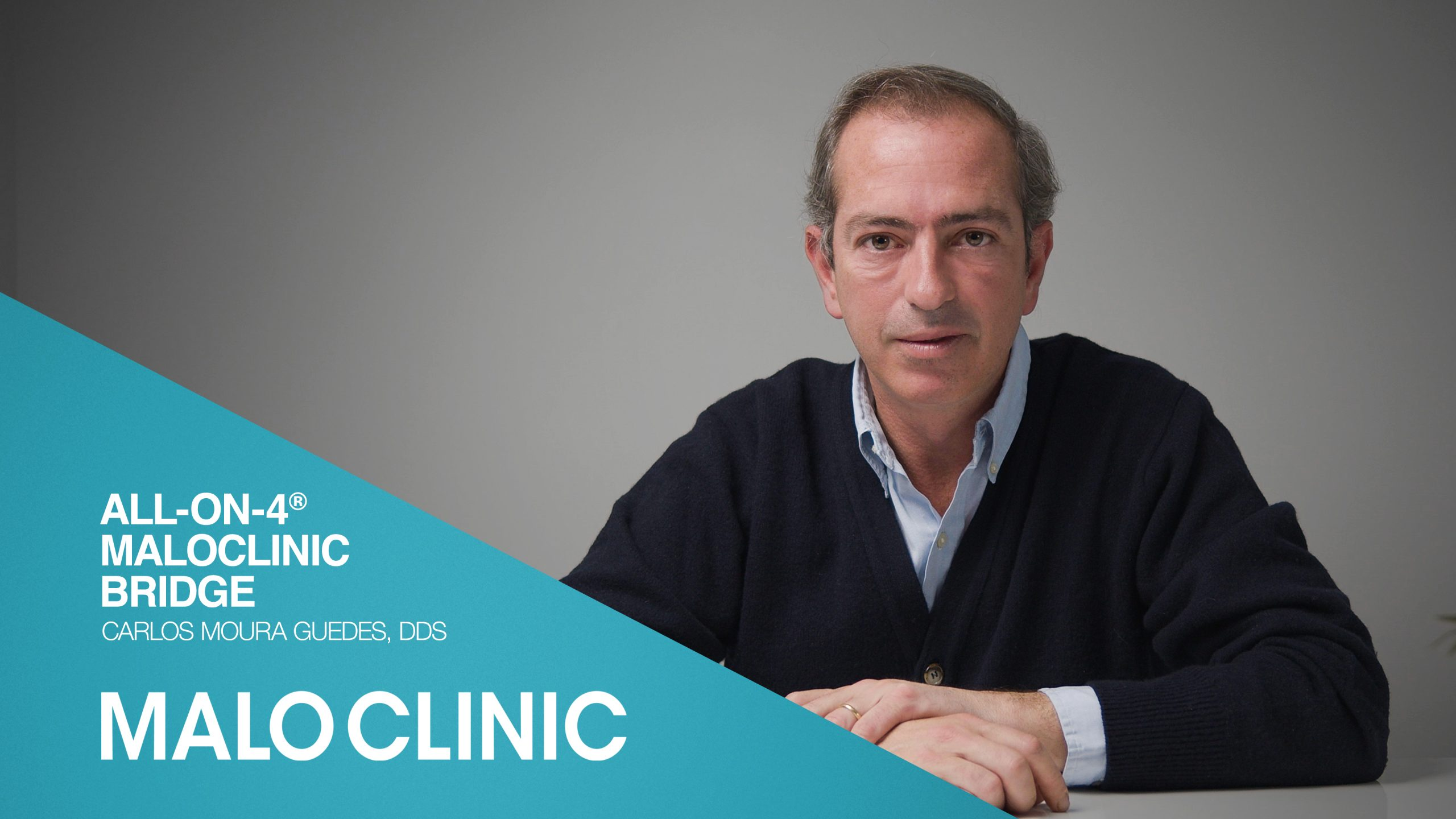All-on-4® MALO Education, Dr. Carlos Moura Guedes
